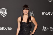 Kelly Hu Strapless Dress