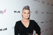 Kelly Osbourne Form-Fitting Dress