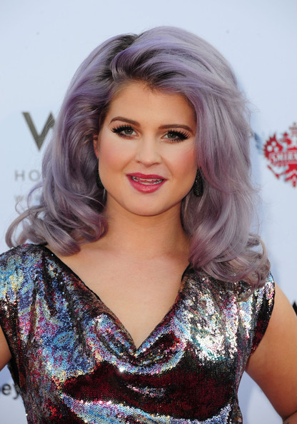 Kelly Osbourne Layered Cut