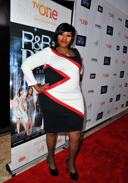 Kelly Price Cocktail Dress [r b divas,r b divas la,clothing,red carpet,beauty,carpet,fashion,dress,leg,footwear,premiere,flooring,kelly price,west hollywood,california,the london,premiere event,la premiere event]