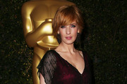 Kelly Reilly Beaded Dress