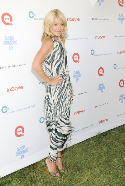Kelly Ripa Wedges