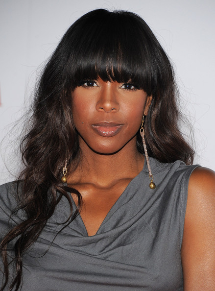 Kelly Rowland Dangle Decorative Earrings