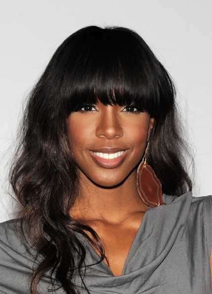Kelly Rowland Style » Long Hairstyles Lookbook