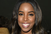 Kelly Rowland Long Wavy Cut