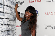 Kelly Rowland Hosts One Haute Fantasy Dinner Party