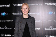 Kelly Rutherford Pea Coat