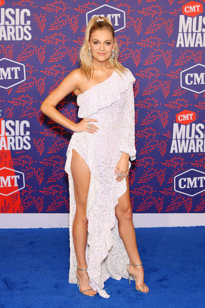 Kelsea Ballerini Evening Sandals