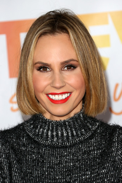Keltie Knight Hair