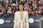 Kendall Jenner Beaded Dress