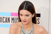 Kendall Jenner Crystal Collar Necklace