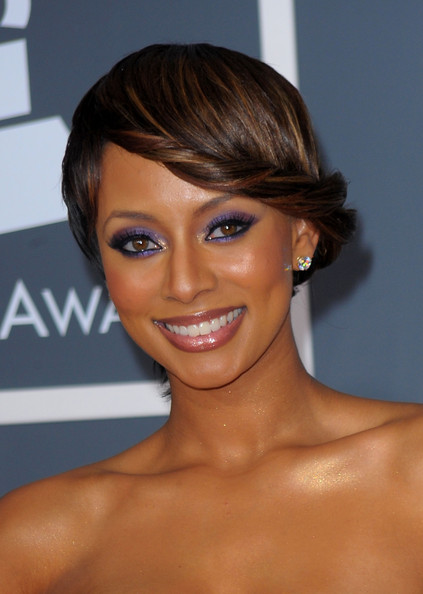 Keri Hilson French Twist