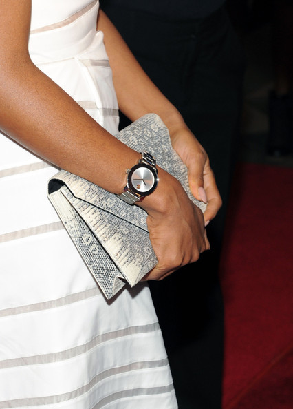 Kerry Washington Envelope Clutch