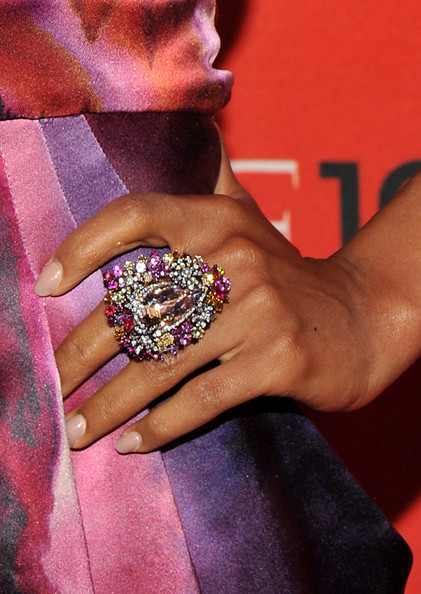 Kerry Washington Cocktail Ring