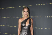Khloe Kardashian Cutout Dress