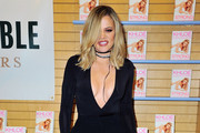 Khloe Kardashian Fitted Blouse