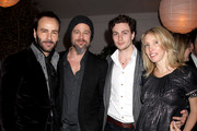 Matthew Vaughn and Aaron Johnson Photo