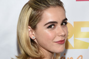 Kiernan Shipka Half Up Half Down