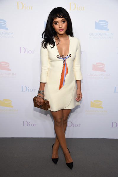 Kiersey Clemons Mini Dress