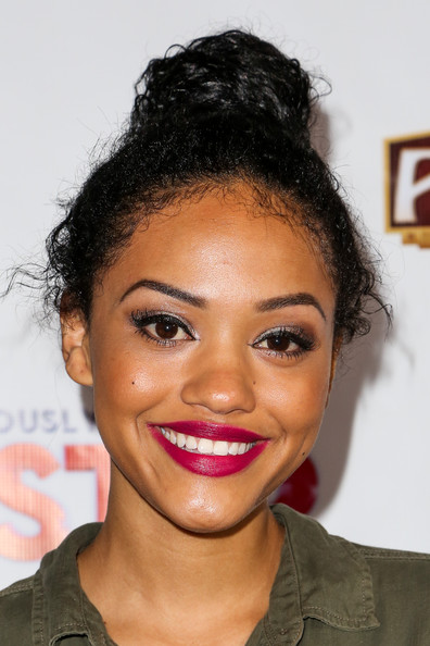 Kiersey Clemons Beauty