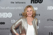 Kim Cattrall Cropped Jacket