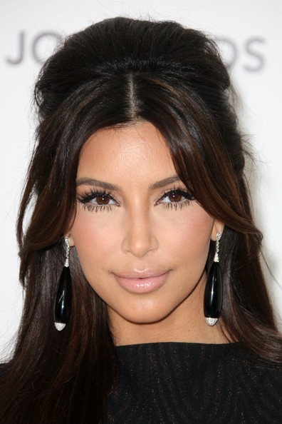 Kim Kardashian Dangle Decorative Earrings
