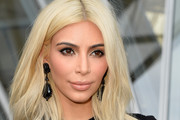 Kim Kardashian Medium Layered Cut