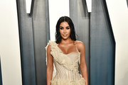 Kim Kardashian Mermaid Gown