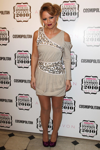 Kimberley Walsh Cocktail Dress