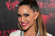 Kimberly Cole Ponytail