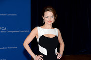 Kimberly Williams-Paisley Cutout Dress