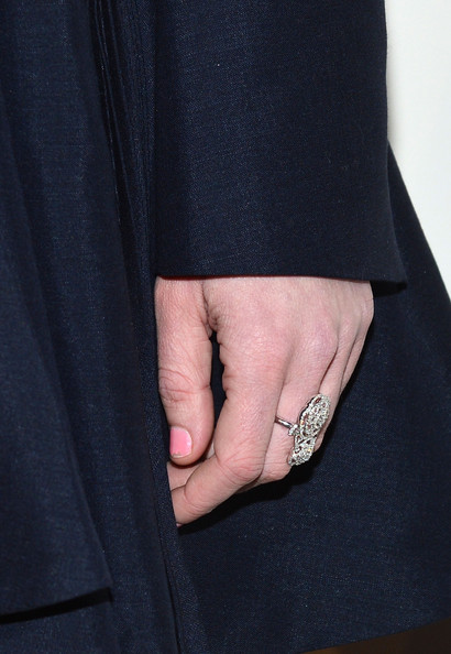 Kirsten Dunst Cocktail Ring
