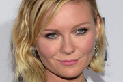 Kirsten Dunst Diamond Collar Necklace