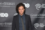 Kit Harington Men's Suit