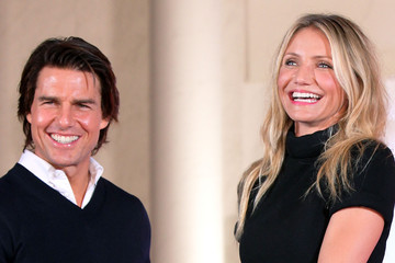 "Tom Cruise Cameron Diaz ""Knight And Day"" Tokyo Premiere"