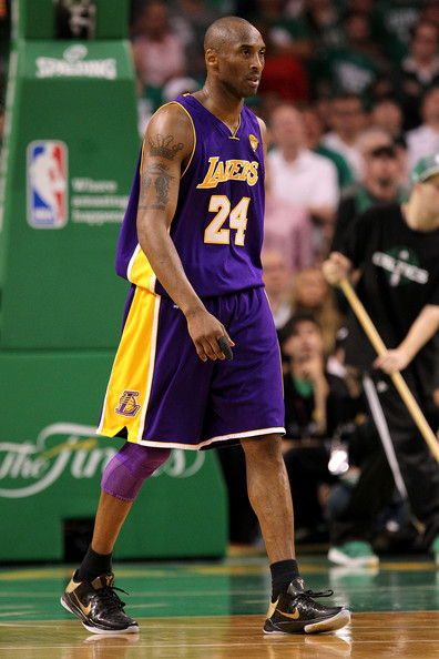 Kobe Bryant Body Art