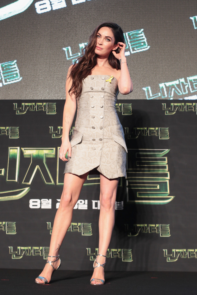 'Teenage Mutant Ninja Turtles' Premieres in Seoul