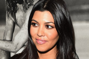 Kourtney Kardashian Long Center Part