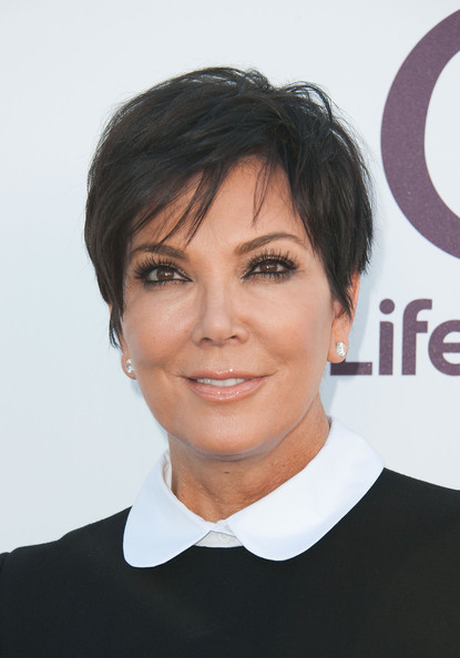Kris Jenner Messy Cut [the hollywood reporter,hair,face,hairstyle,eyebrow,chin,forehead,head,cheek,lip,white-collar worker,kris jenner,arrivals,california,los angeles,hollywood reporter,annual women in entertainment breakfast,milk studios]