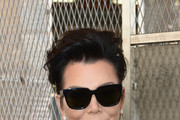 Kris Jenner Square Sunglasses