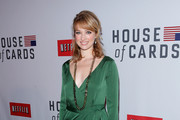 Kristen Connolly Wrap Dress