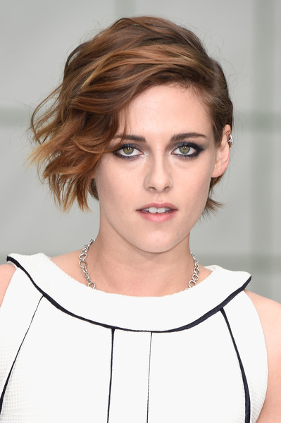 Kristen Stewart Smoky Eyes