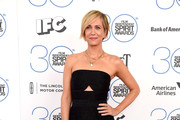 Kristen Wiig Cutout Dress