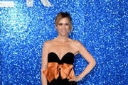 Kristen Wiig Strapless Dress