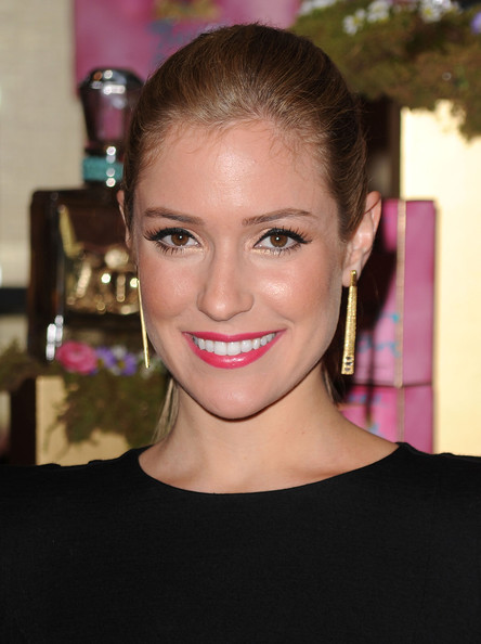 Kristin Cavallari Gold Dangle Earrings