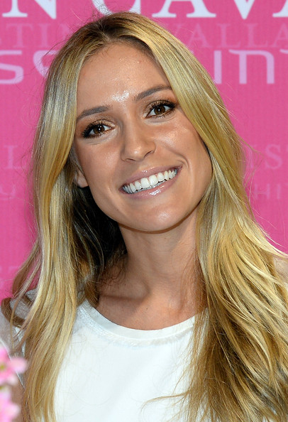 More Pics of Kristin Cavallari Long Straight Cut (1 of 19) - Kristin Cavallari Lookbook - StyleBistro