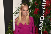 Kristin Chenoweth Over the Knee Boots