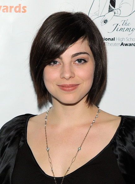 Krysta Rodriguez Bob - Short Hairstyles Lookbook - StyleBistro