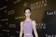 Krysten Ritter Crop Top