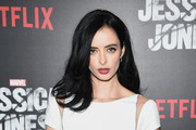 Krysten Ritter Medium Layered Cut